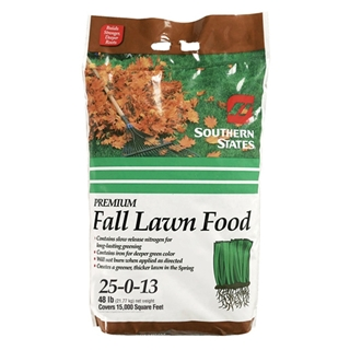 Southern States Fall Lawn Food 25-0-13