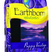 Earthborn Holistic Puppy Vantage Natural Food For Puppies 28 lb