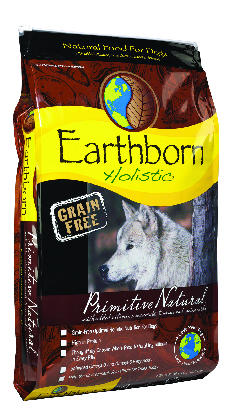 Earthborn Holistic Primitive Natural Dog Food Reviews