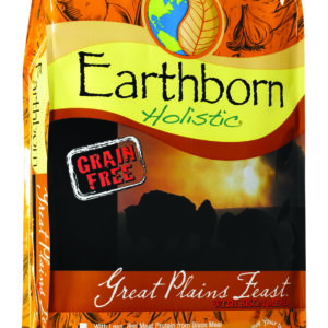 Earthborn Holistic Great Plains Feast Natural Grain-Free Dog Food 28 lb