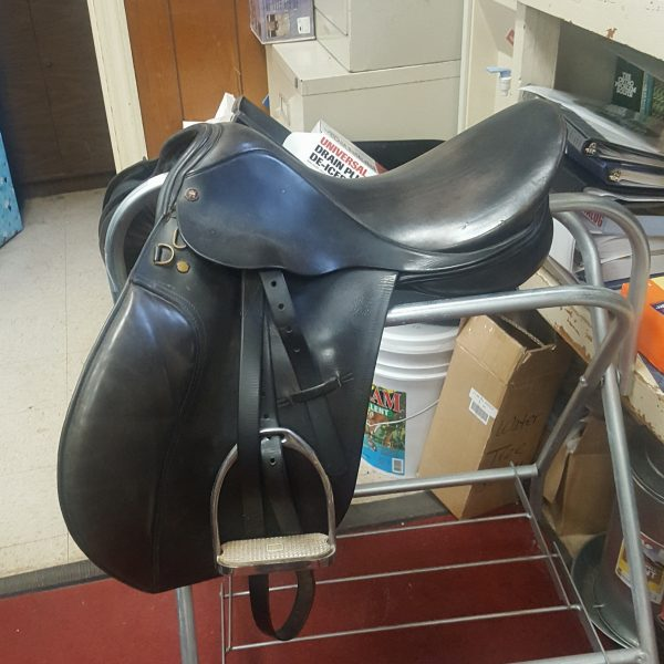 Lovatt and Rickkets Eventing/All purpose Saddle