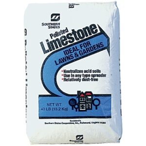 Southern States Pelleted Limestone 40 lb