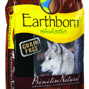 Earthborn Holistic Primitive Natural Grain-Free Dog Food 28 lb