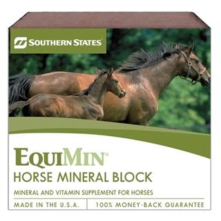 EquiMin Horse Mineral Block 25lb Bag
