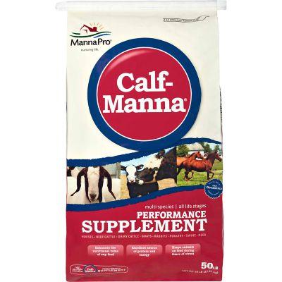 Calf Manna Performance Supplement 50lb